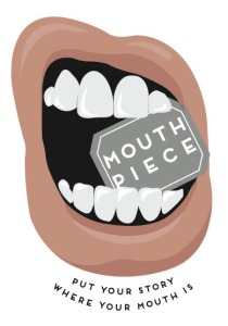 mouthpiecelogoonwhite